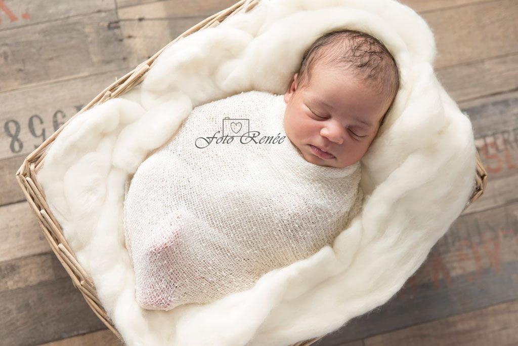 Newbornfotografie in Bleiswijk