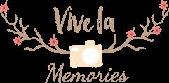 Vive la memories Logo